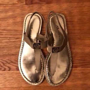 Anne Klein Flat Sandals